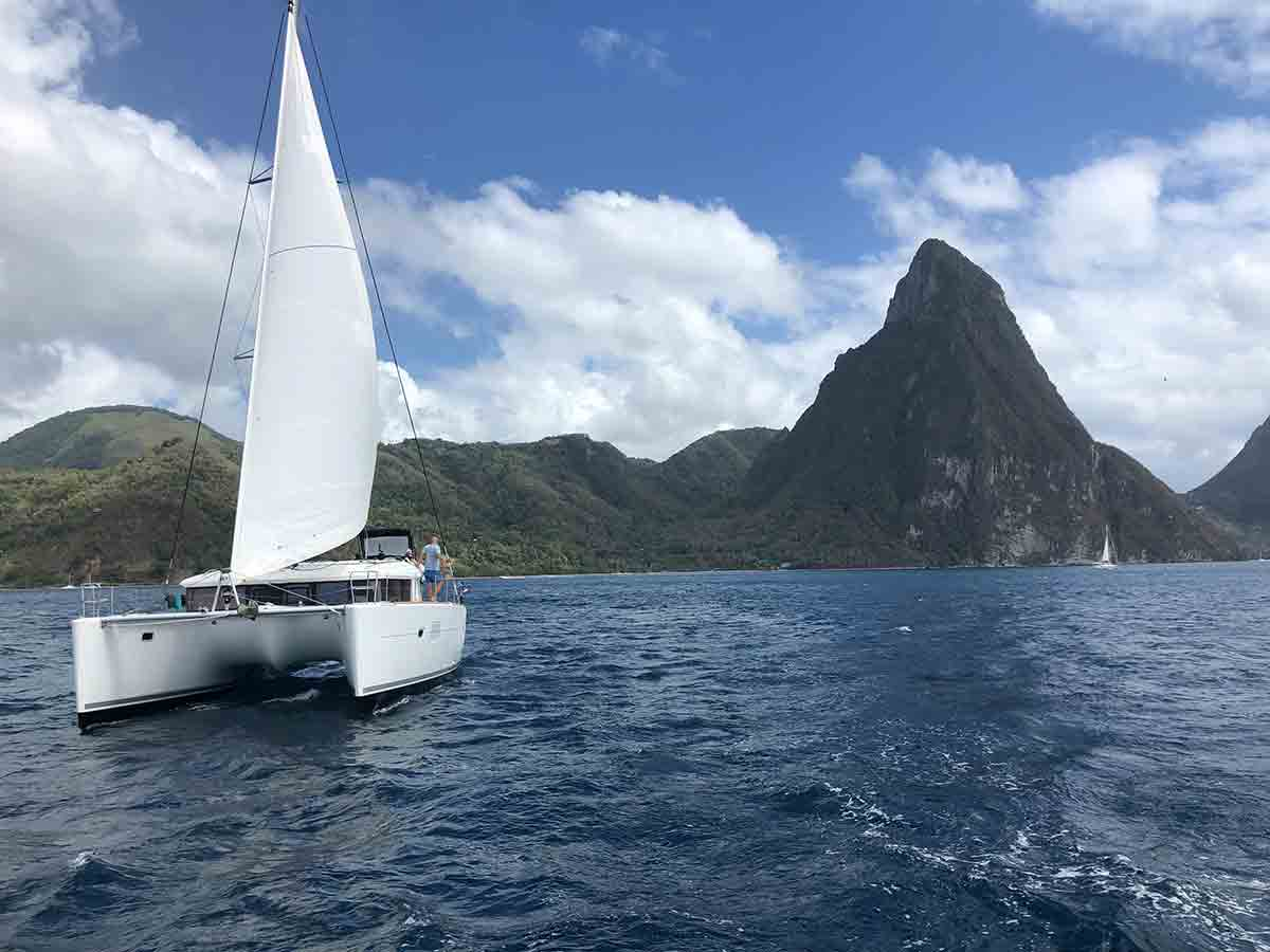 Preis für Katamaran Segelreisen im Mittelmeer
