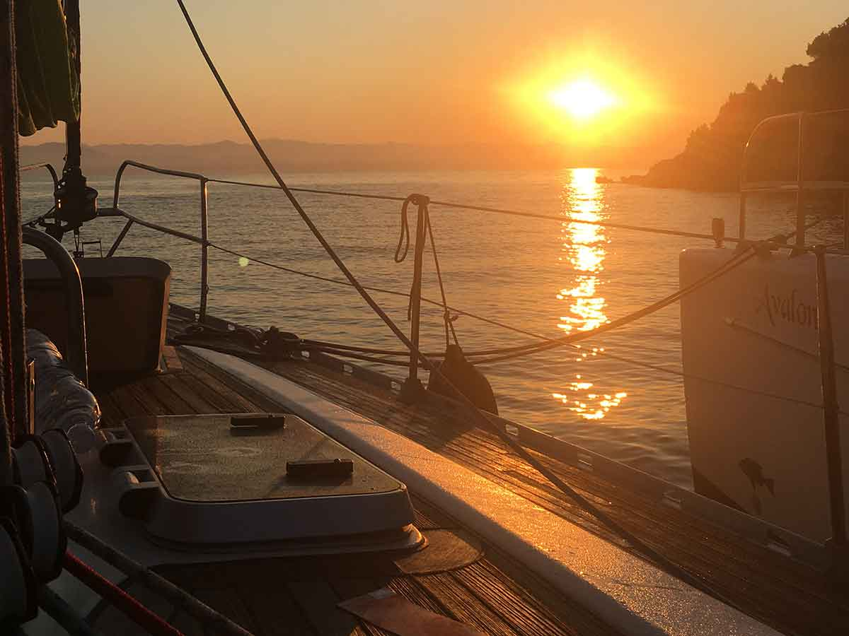 Segelreisen im Mittelmeer mit Sehgeltörn Preis komplette Yacht Inklusive Skipper