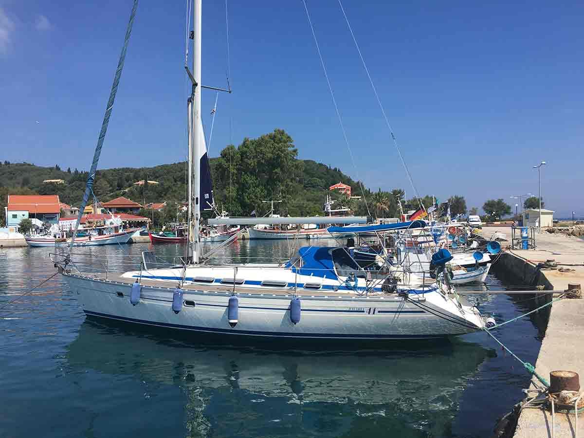 Segelreisen im Mittelmeer mit Sehgeltörn Preis komplette Yacht ohne Skipper