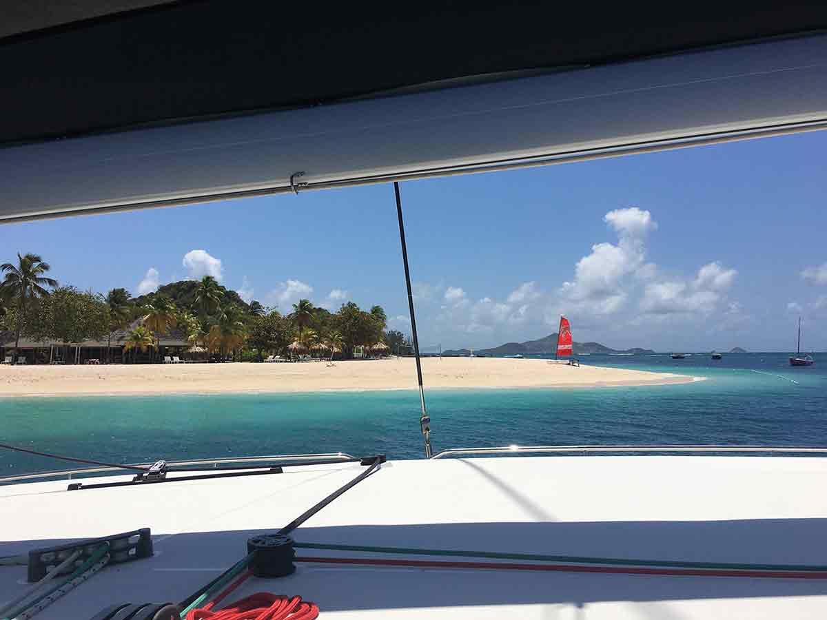 Weltweit segeln